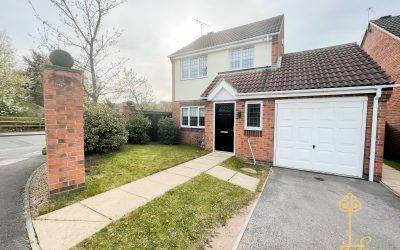Rushpool Close, Forest Town, Nottinghamshire, NG19