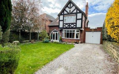 Crow Hill Drive, Mansfield, Nottinghamshire, NG19