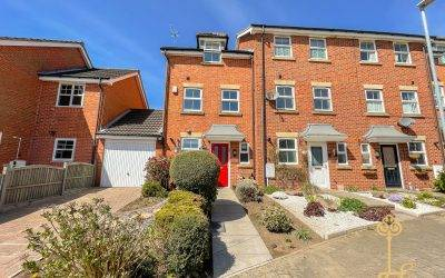 Harriers Grove, Sutton-In-Ashfield, Nottinghamshire, NG17