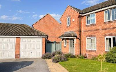 Hanover Close, Forest Town, Nottinghamshire, NG19