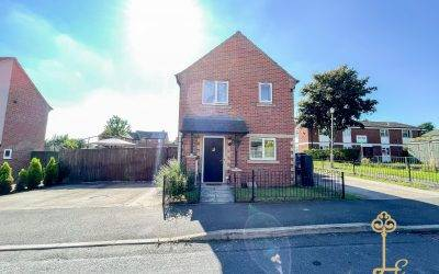 Syerston Court, Mansfield, Nottinghamshire, NG18