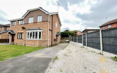 Eddery View, Mansfield, Nottinghamshire, NG18