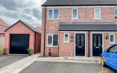 Chaffinch Close, Clipstone , Nottinghamshire, NG21