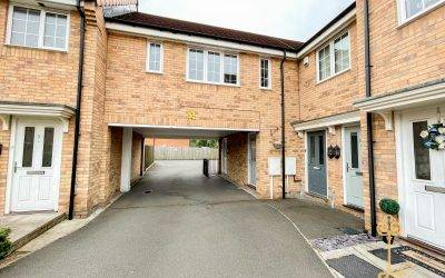 Buckland Close, Sutton-In-Ashfield, Nottinghamshire, NG17