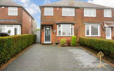 Firbeck Avenue, Mansfield, Nottinghamshire, NG18